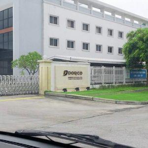 Công ty TNHH Dorco Vina – Hàn Quốc